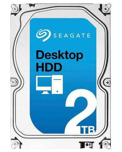 2 TB int. Festplatte 7.200 RPM SATA 3,5 Seagate