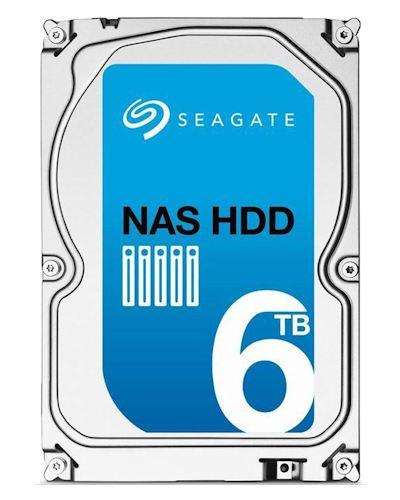 6 TB int. Festplatte 5.900 RPM SATA 3,5 Seagate